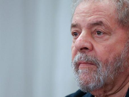 Eu sou candidato porque não cometi nenhum crime, diz Lula em artigo publicado na Folha de S. Paulo