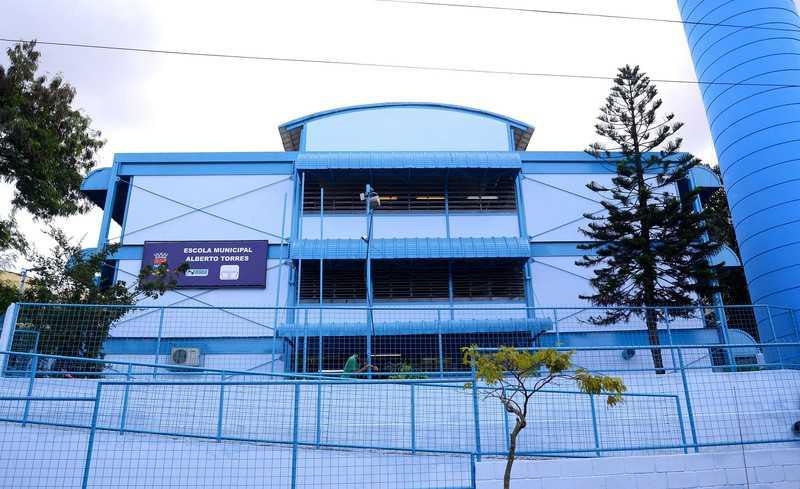 Escolas continuam fechadas/Foto: Divulgação