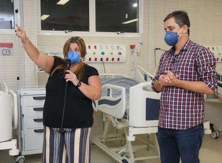 Coronavírus: Hospital Che Guevara em Maricá será inaugurado no Dia do Trabalhador