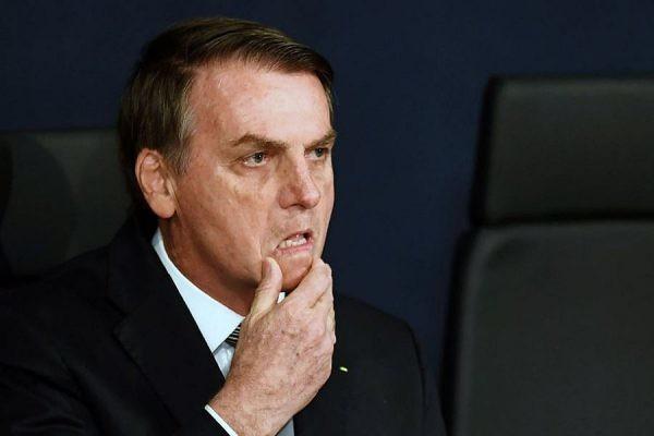 Bolsonaro coleciona recuos em seu primeiro ano de mandato / Evaristo Sá/AFP