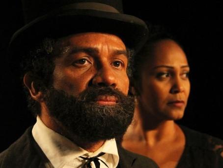 O abolicionista e herói da pátria, Luiz Gama, preenche o Municipal de Niterói