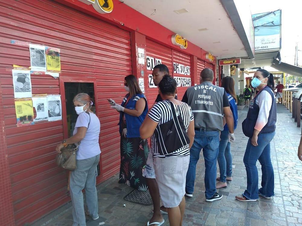Unidade das lojas Giro, em Inoã/Foto: Divulgação