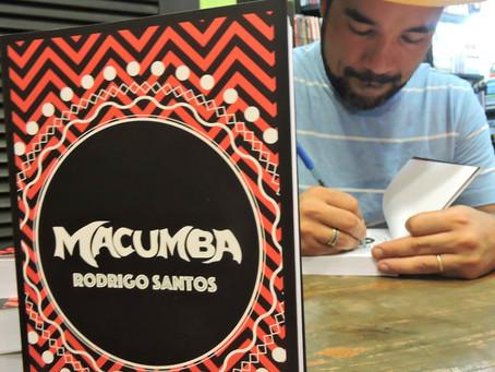 Na encruzilhada da língua: a 'Macumba' de Rodrigo e outros santos