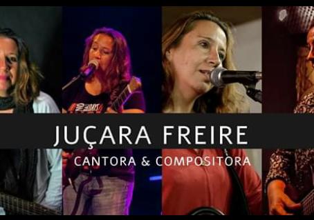 Juçara Freire: 'Sou uma compositora que gosta de cantar', por Regina Alves