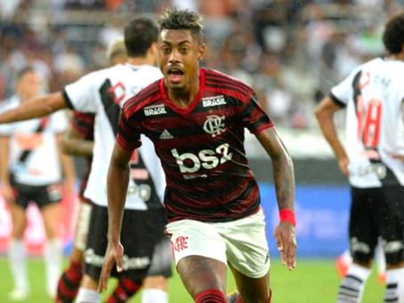 Flamengo com a mão na taça, por Victor Machado