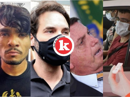 Após  20 dias, Polícia mata Lázaro no interior de Goiás