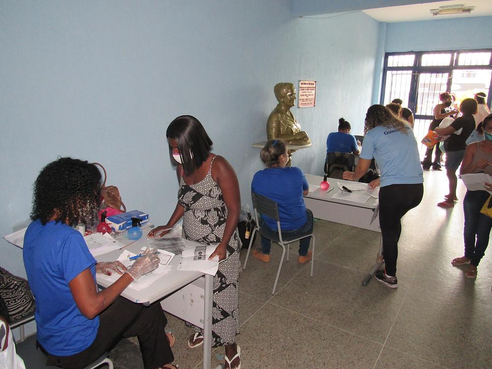 Todas as escolas foram contempladas/Foto: Divulgação