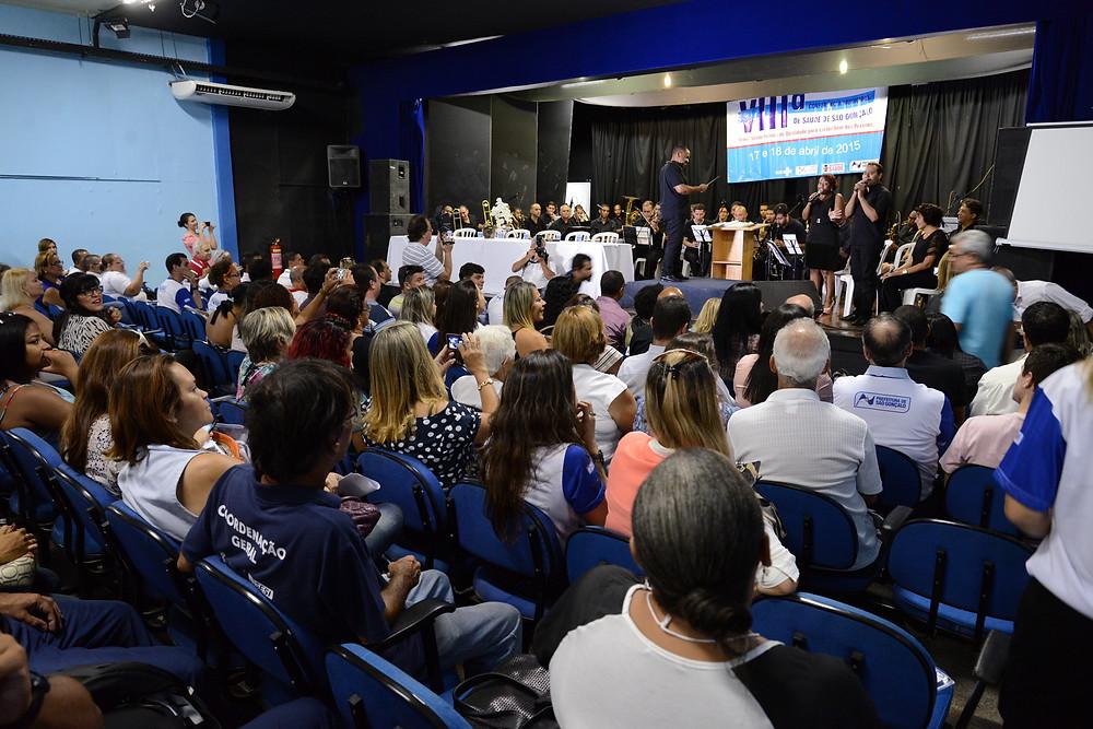 Encontro será no Teatro Carequinha/Foto: Divulgação