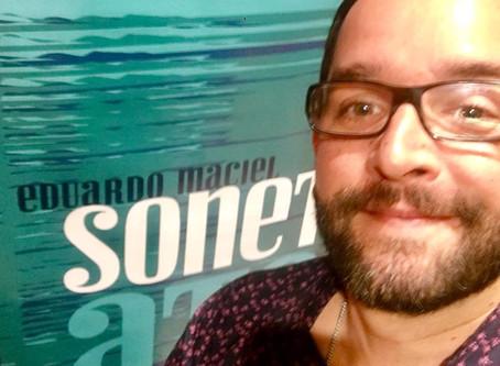 Em defesa da poesia: o 'SonetATO', de Eduardo Maciel