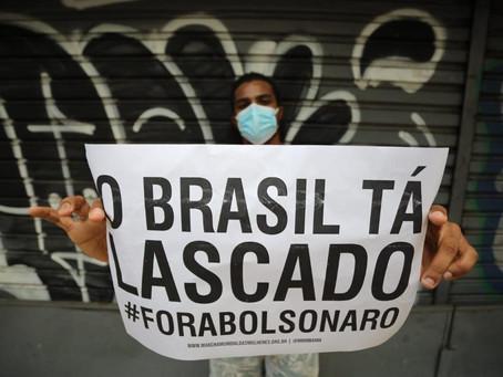 Direita se une à esquerda nas ruas pelo #ForaBolsonaro