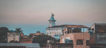 Igreja de Nossa Senhora das Graças, Porto Velho?Foto: Romário Regis