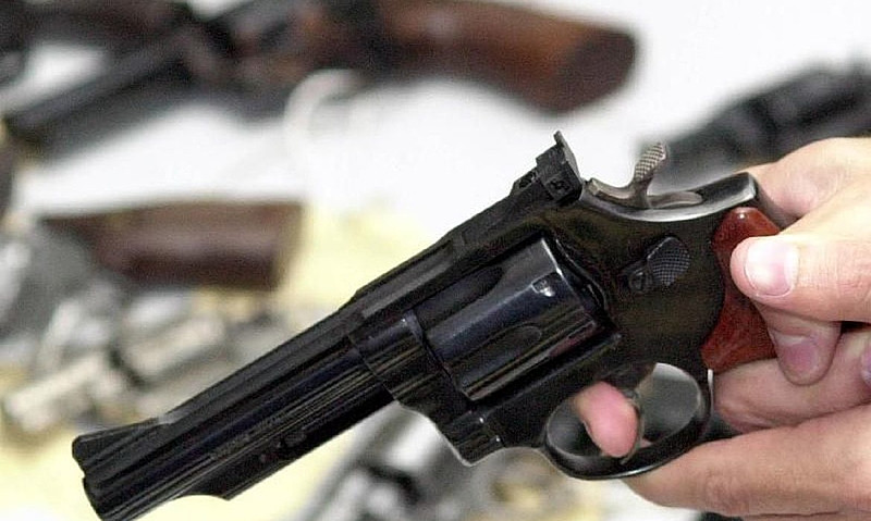 A cidade do Rio de Janeiro lidera o ranking de disparos por armas de fogo - Arquivo/ Agência Brasil