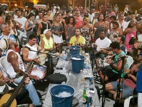 Rodas de Samba são tombadas como Patrimônio Histórico e Cultural do Rio