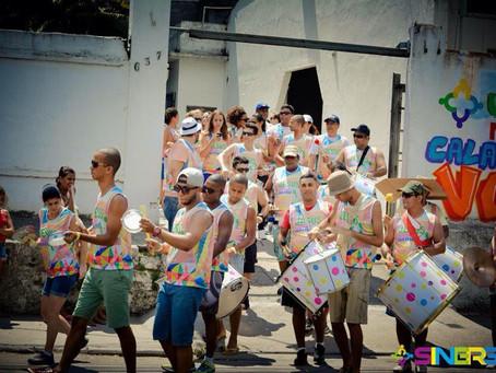 Bloco cristão no Carnaval? Existe, e lá na Brasilândia