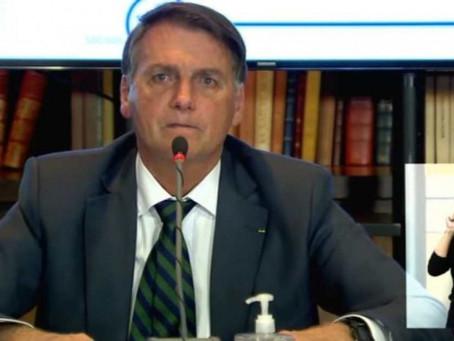 Por que Bolsonaro não saiu preso da live desta quinta?