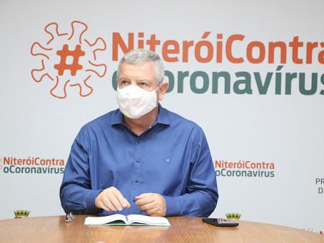 Niterói agenda 2ª dose da vacina via celular