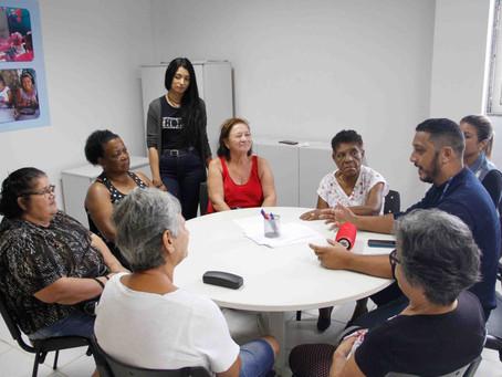 Centro-Dia e Espaço de Saúde do Idoso completam um mês em SG
