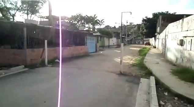 Rua Joaquim Salles Lima/Reprodução