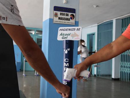 Professores mantêm 'Greve pela vida' em São Gonçalo
