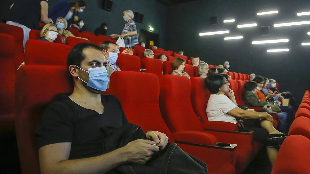 Cinemas serão beneficiados/Foto: AP