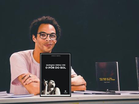 Sergio Santal lança livro de contos na Biblioteca de Itaboraí
