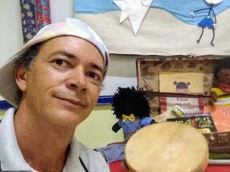 Marcos Peixe: 'Arte se aprende fazendo', por Regina Alves