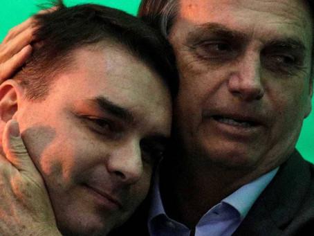 Flávio Bolsonaro é denunciado pelo MP por organização criminosa