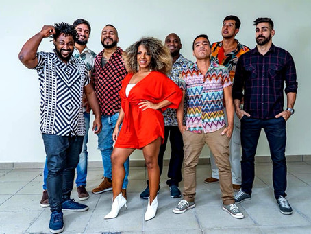 Samba e feijoada com o Grupo Arruda e Serginho Meriti no Sesc-SG