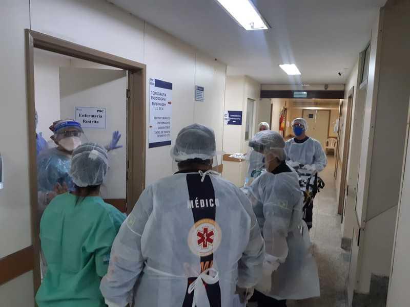 Pacientes são tratados no Hospital Luiz Palmier/Foto: Divulgação