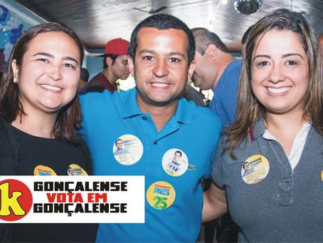 Rodrigo Tiquinho defende renovação na política