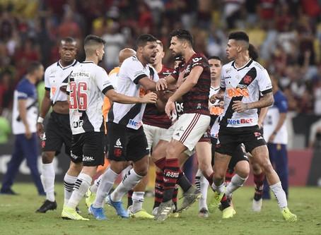 Clássico dos Milhões de gols, por Victor Machado
