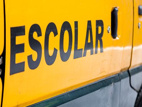 Transporte escolar liberado pra rodar em São Gonçalo