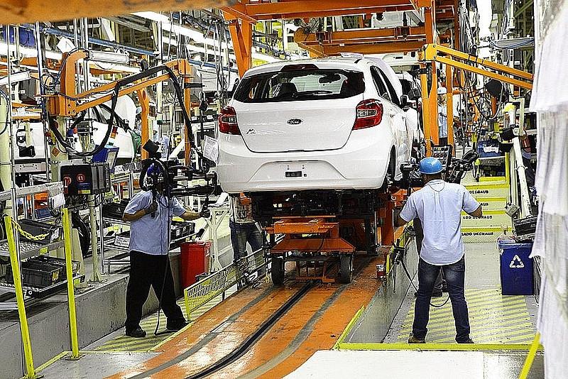 Ford já havia suspendido operações no país durante a pandemia - Sergio Figueiredo/Divulgação