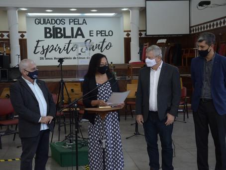 Assembleia de Deus quer construir templo no Caminho Niemeyer