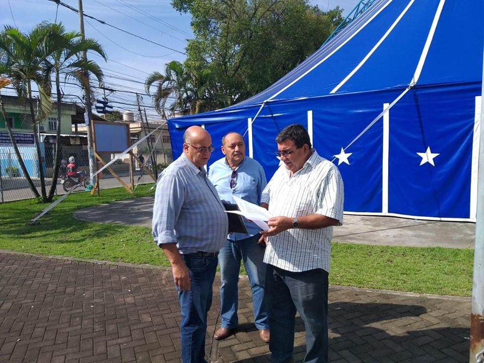 Reinauguração terá presenças do prefeito José Luiz Nanci e do secretáriod e Cultura, Carlos Ney/Foto: Divulgação