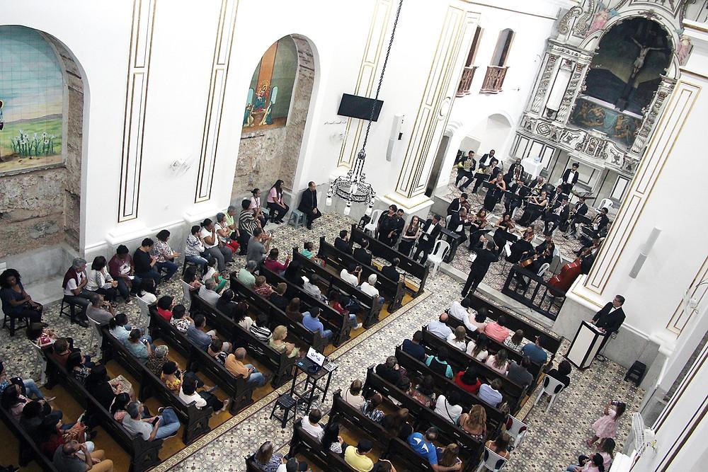Apresentação da orquestra será pela internet/Foto: Divulgação