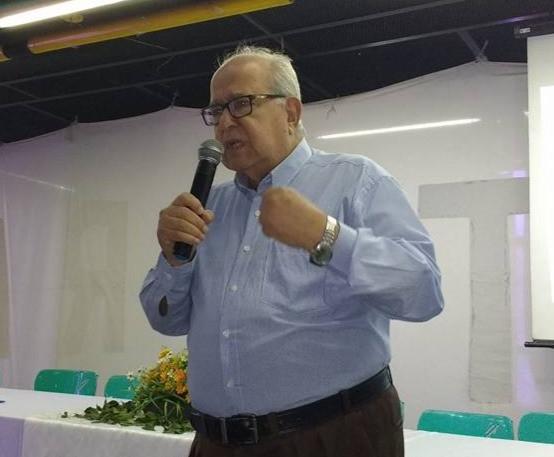 Professor Helter, um ícone gonçalense/Foto: Divulgação