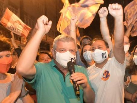 Axel Grael é o novo prefeito de Niterói