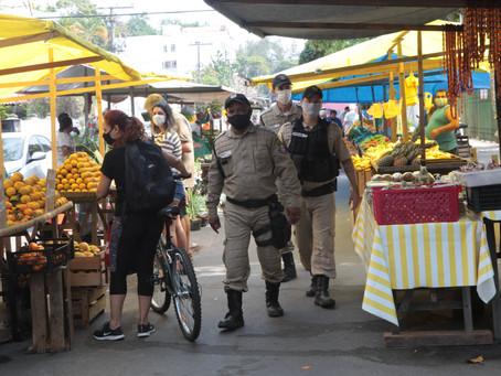 Feiras livres e quiosques já podem funcionar em Niterói