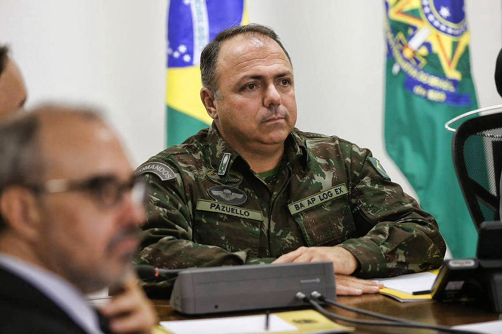 Pazuello/Foto: Agência Brasil