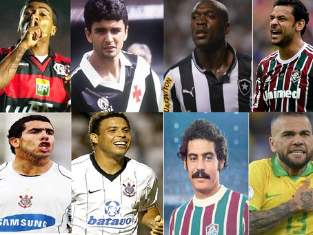 As maiores contratações da história, por Victor Machado