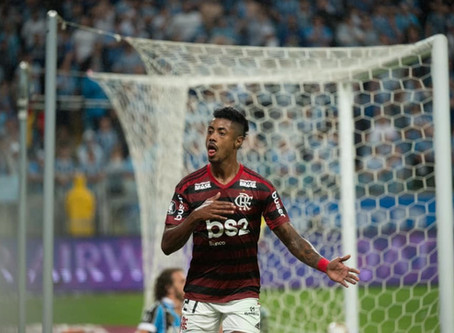VAR 1 x 1 Flamengo, por Victor Machado
