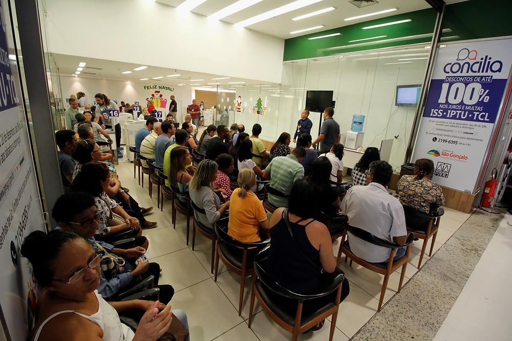 Atendimento é realizado no Shopping Partage/Foto: Divulgação