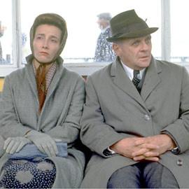 'Frame' de Vestígios do Dia (1993)