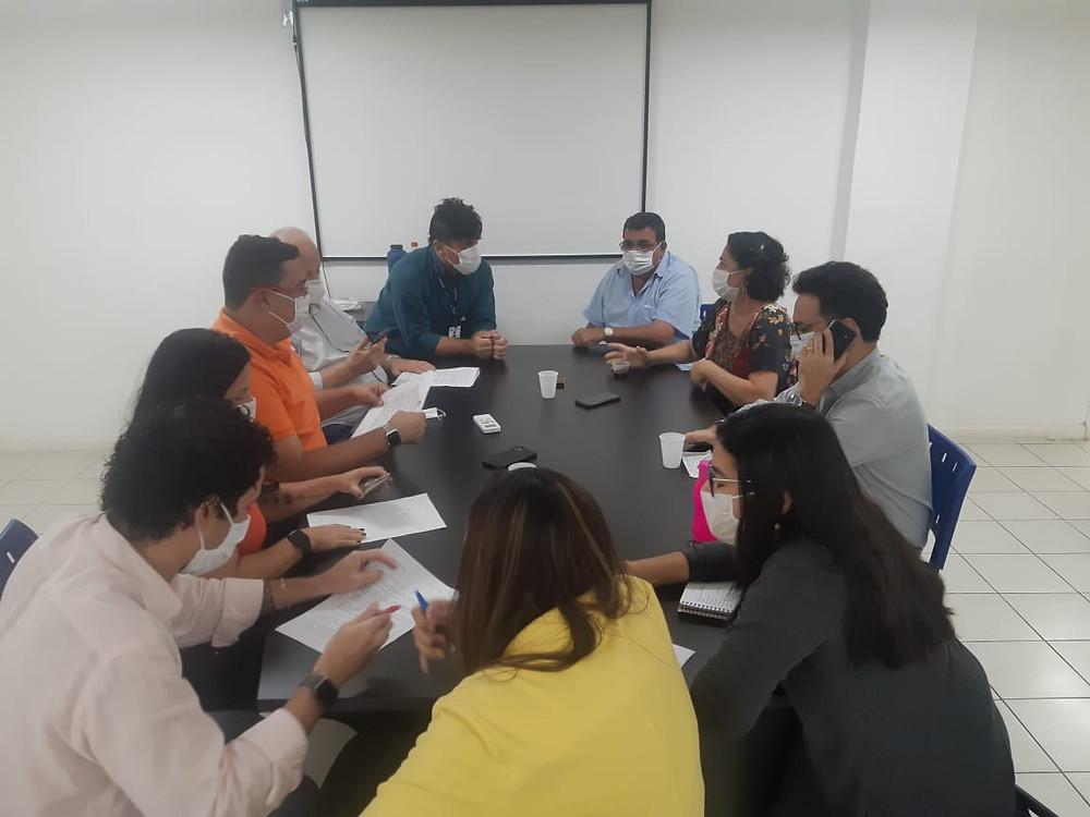 Depois de reunião para debater o problema, prefeito anunciou medidas mas restritivas na cidade/Foto: Divulgação