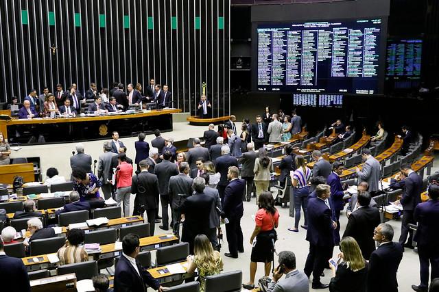 Congressistas esperam aprovar a reforma tributária, possível foco do primeiro semestre de 2020 / Foto: Congresso Nacional/Divulgação
