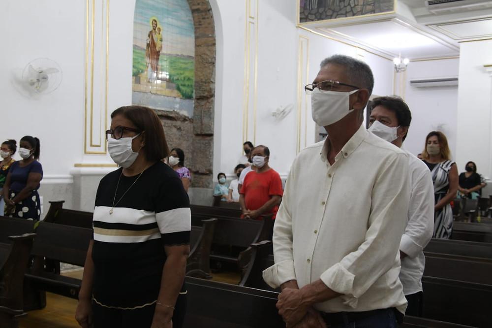 Nelson e Dona Marinete/Foto: Divulgação