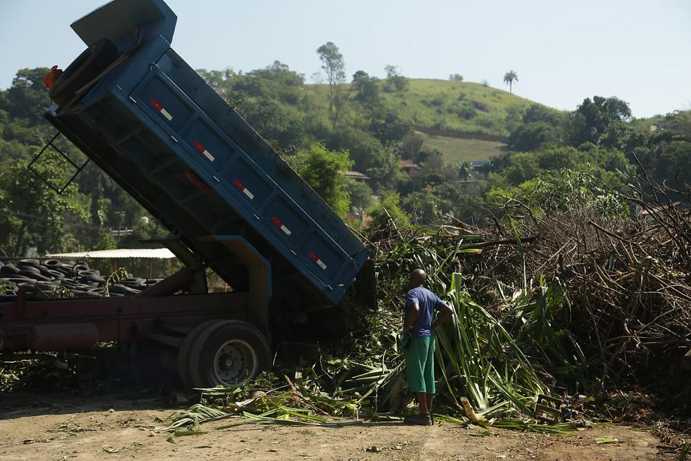 Material é reutilizado/Foto: Divulgação
