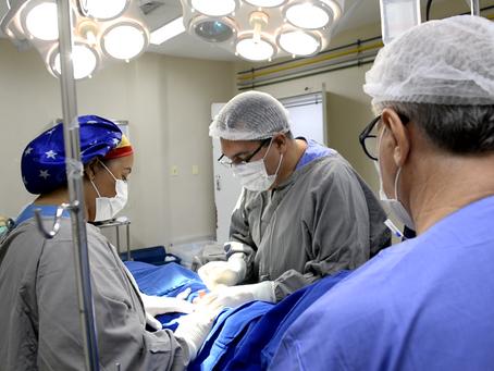 Saúde realiza mutirão de cirurgia de fimose