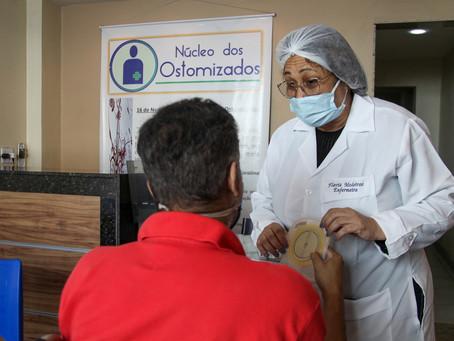 Núcleo atende a pessoas ostomizadas em São Gonçalo